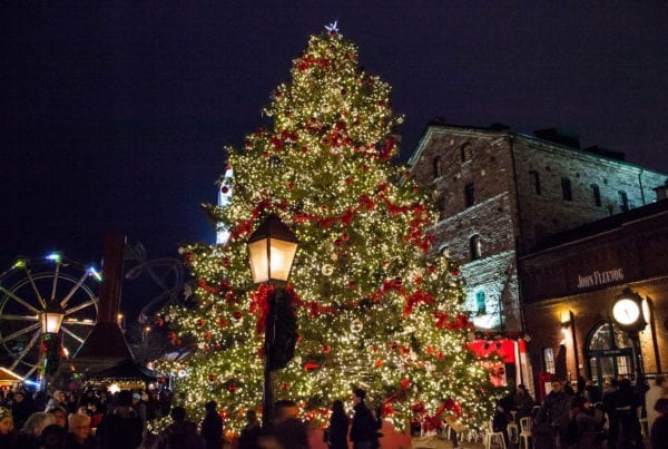 Festive Holiday Activities in Toronto for Friends and Family